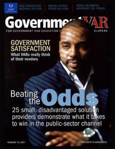 Awards Government VAR Rodney