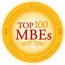 Awards Maryland Top 100 MBE